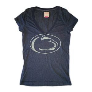 PINK Victoria Secret Shirt Penn State Size…
